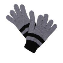 Ձեռնոց` կաշվե դեկորով
