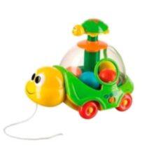 Каталка – игрушка со звуковыми эфектами