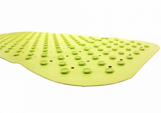 Антискользящий резиновый коврик для ванны