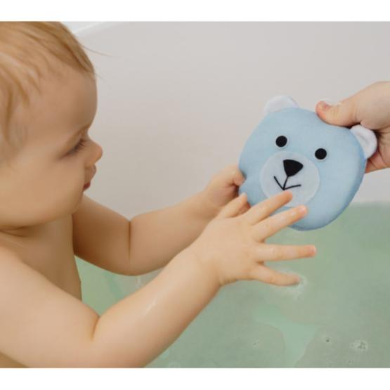 Мягкая губка для купания «Мишка»
