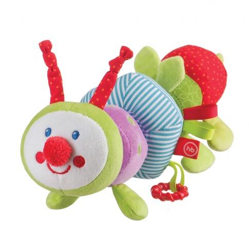 Развивающая игрушка-трансформер Гусеница