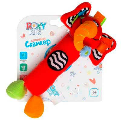 Զարգացնող խաղալիք  Փղիկ Սկվիկեր