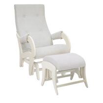 Комплект, Кресло для кормления и укачивания Milli Ice
