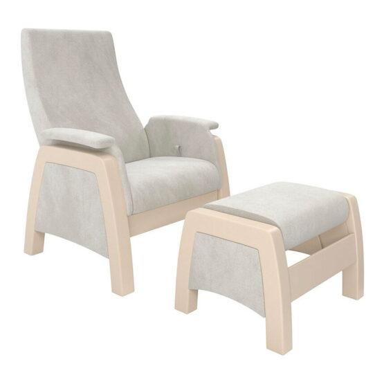 Комплект, Кресло для кормления и укачивания Milli SKY