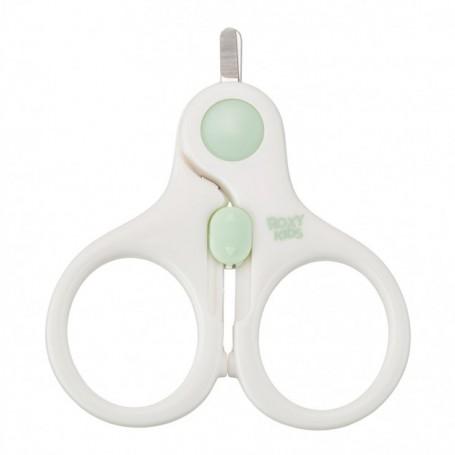 Маникюрные ножницы для новорожденных с замочком
