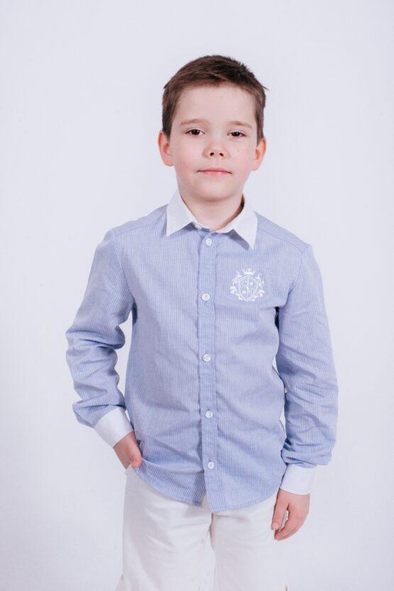 Нарядная сорочка для мальчика