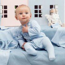 """Комплект """"Сладкий сон"""" для новорожденного (7 предметов)"""