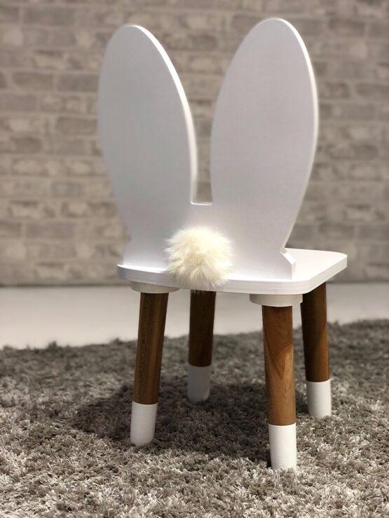 Աթոռ նապաստակ` հենակով