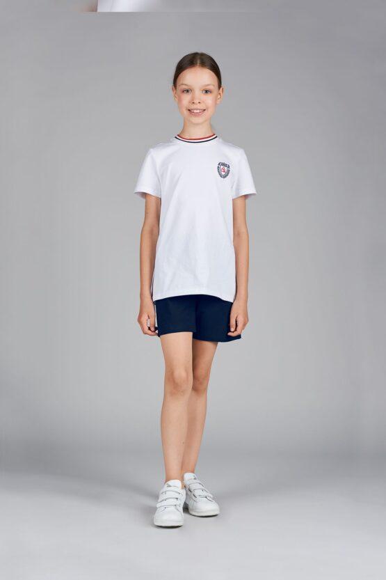 Джемпер-футболка спортивная
