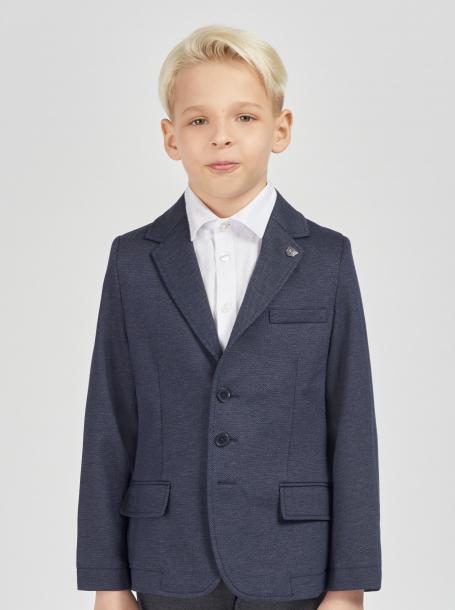 Пиджак клубный из джерси