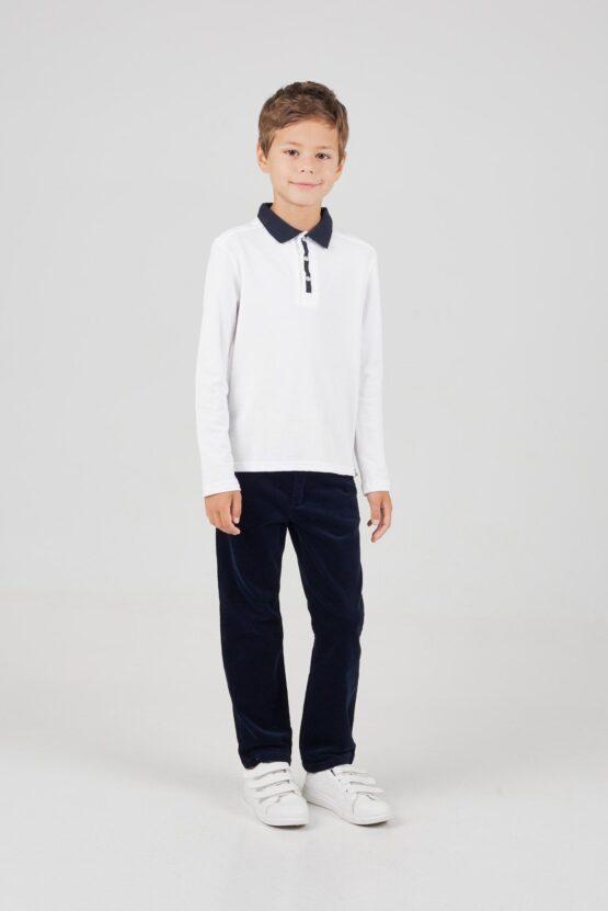 Сорочка-поло для мальчика