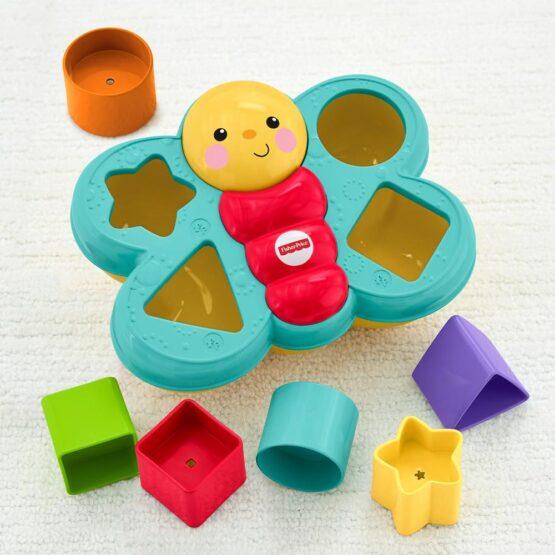 Զարգացնող խաղալիք` թիթեռնիկ