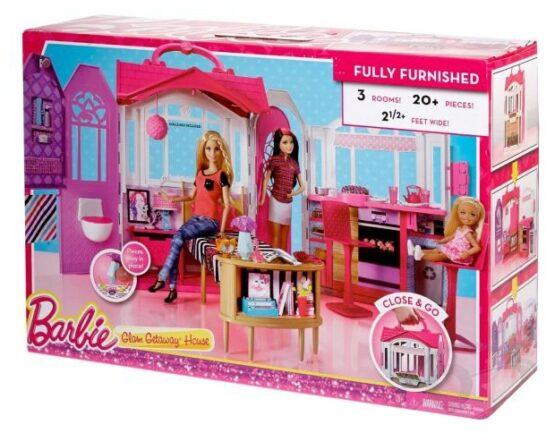 Տնակ Barbie