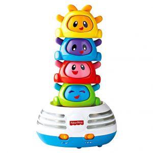 Զարգացնող խաղալիք` բուրգ