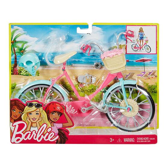 Հեծանիվ Barbie