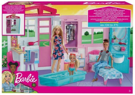 Домик Barbie