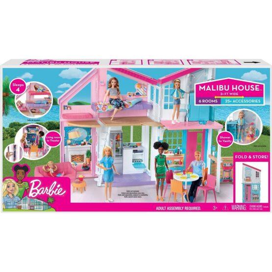 Տուն Barbie