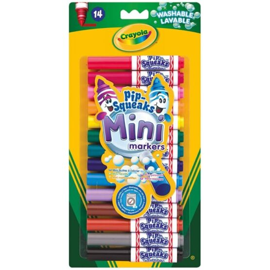 Мини-маркеры