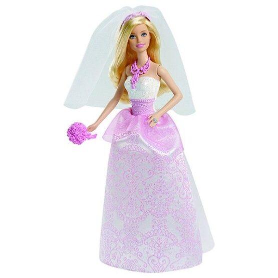 Տիկնիկ-հարսիկ Barbie