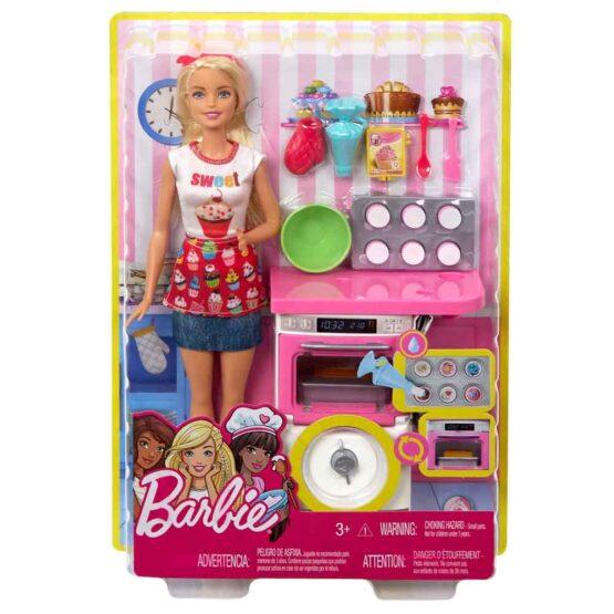 Խոհանոցային հավաքածու Barbie