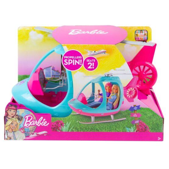 Խաղալիք Ուղղաթիռ Barbie