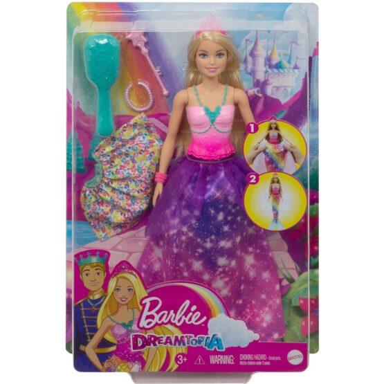 Кукла Barbie 2 в 1