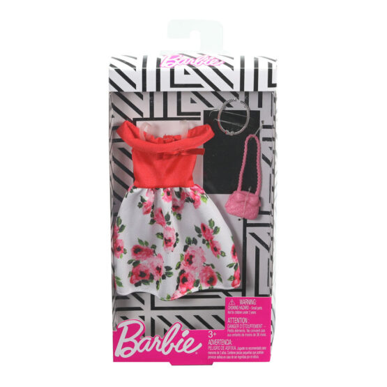 Հագուստի հավաքածու Barbie